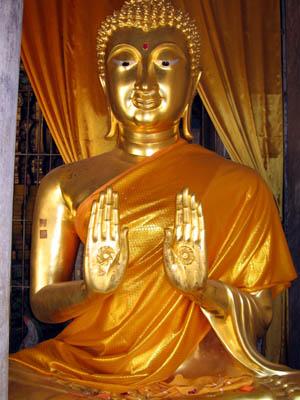 Buddha Hands Lampang